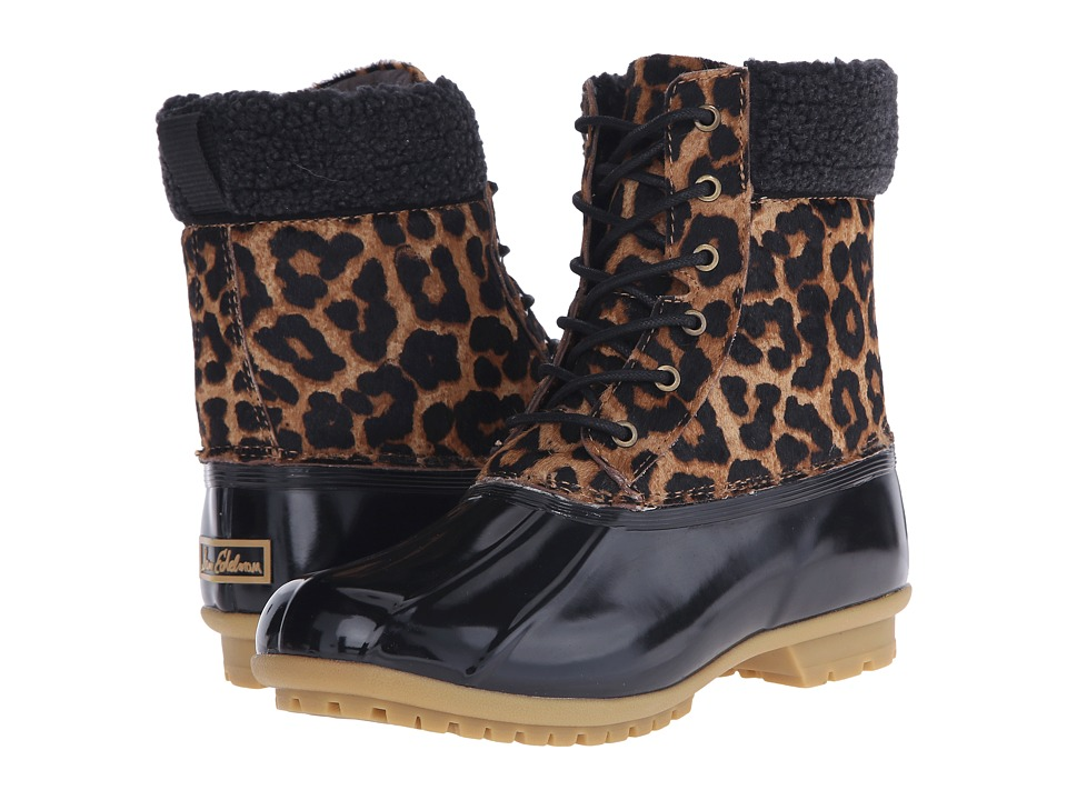 Sam Edelman - Caldwell (Leopard) Women's 1-2 inch heel Shoes