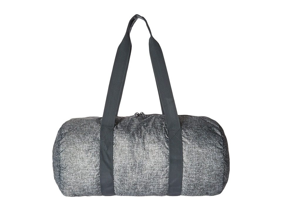 Herschel Supply Co. - Packable Duffle (Raven Crosshatch) Duffel Bags