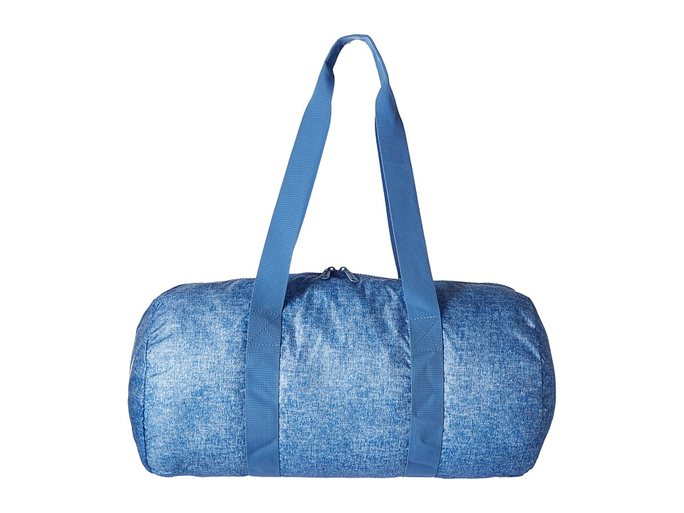 Herschel Supply Co. - Packable Duffle (Chambray Crosshatch) Duffel Bags