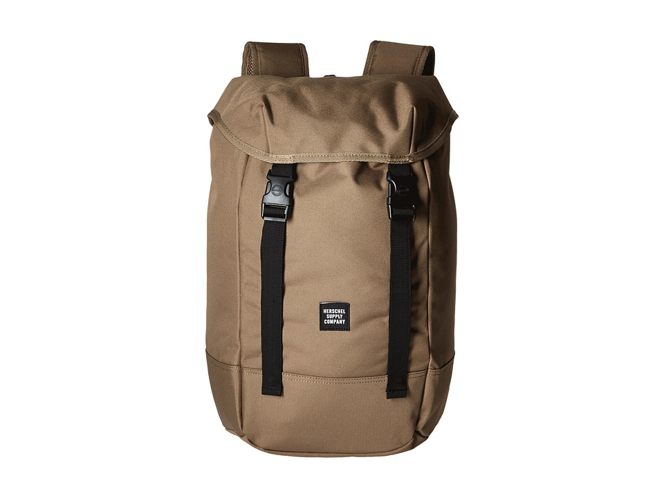 Herschel Supply Co. - Iona (Lead Green/Black) Backpack Bags