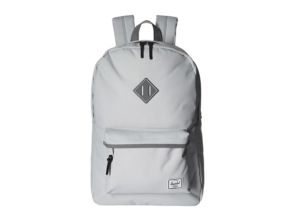 Herschel Supply Co. - Heritage (Lunar Rock/Grey/Grey Rubber/Lunar Rock) Backpack Bags