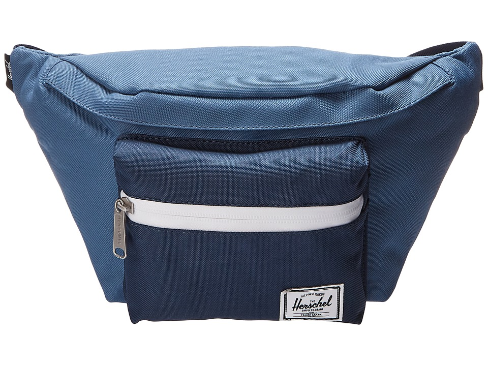 Herschel Supply Co. - Seventeen (Captain's Blue/Navy) Travel Pouch