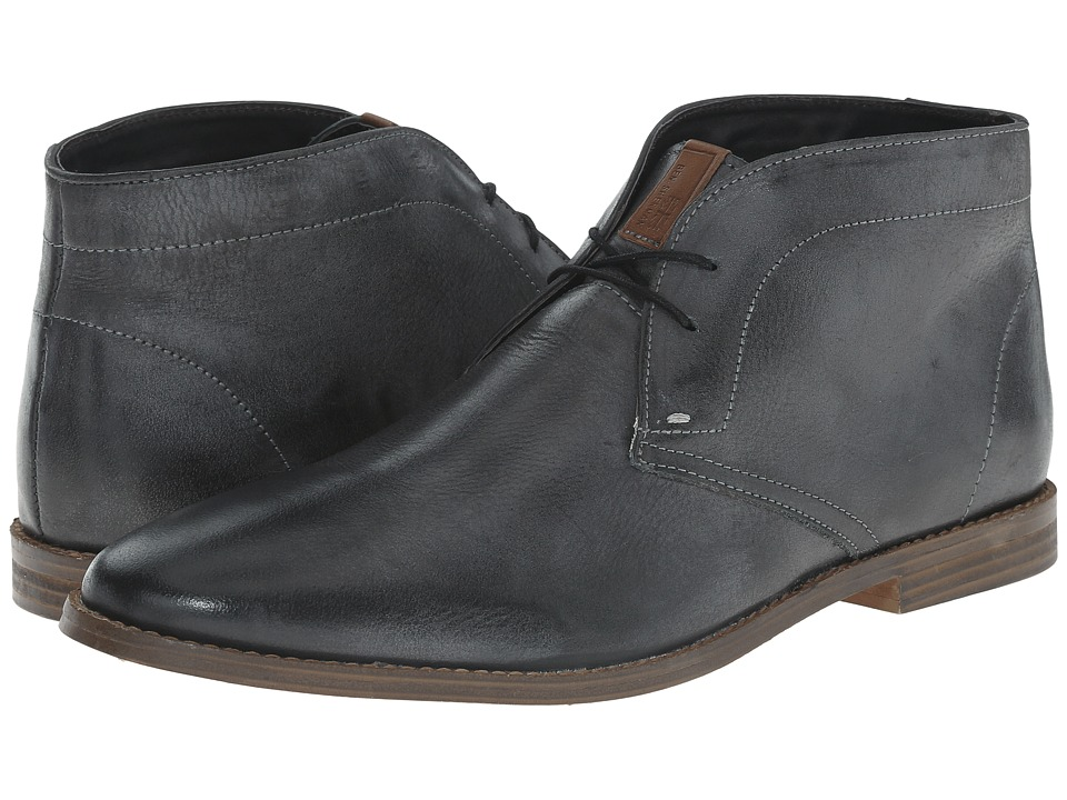 Ben Sherman - Gaston (Black) Men's Lace-up Boots