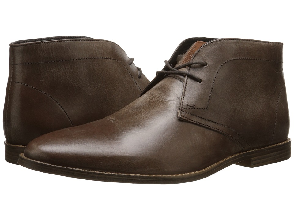 Ben Sherman - Gaston (Brown) Men's Lace-up Boots