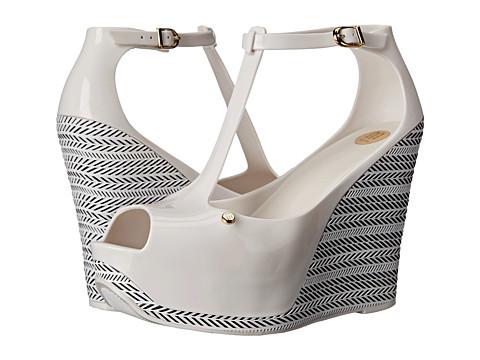 Melissa Shoes - Peace III (White) Women