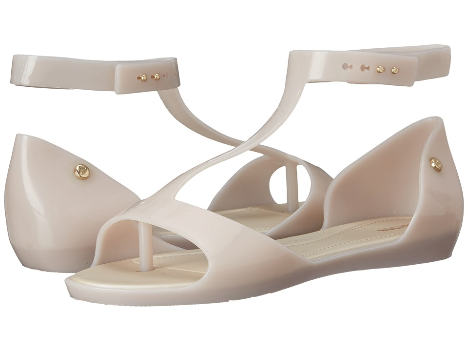 Melissa Shoes - Melissa Optical (Off-White) Women's Toe Open Shoes
