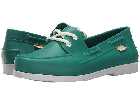 Melissa Shoes - Confessions (Green) Women's Slip on Shoes
