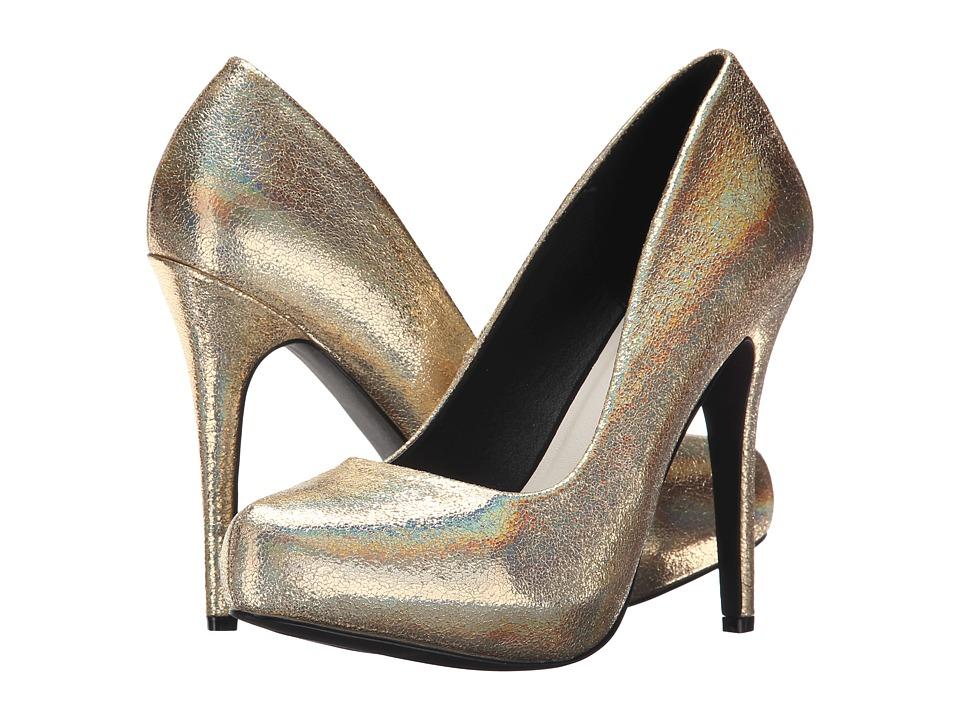Michael Antonio - Launey (Gold) High Heels