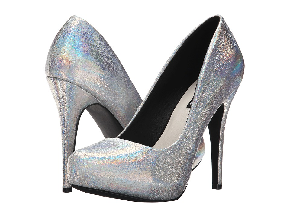 Michael Antonio - Launey (Silver) High Heels