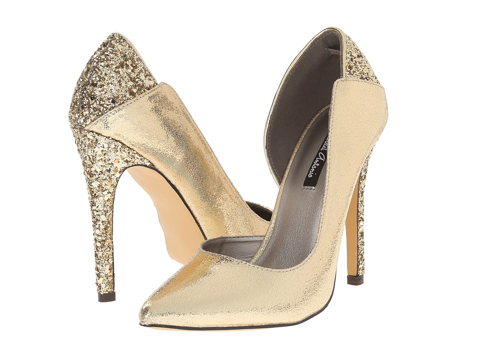 Michael Antonio - Leje (Gold) High Heels