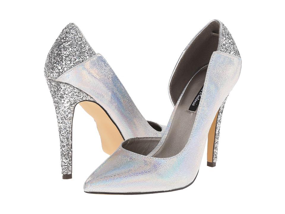 Michael Antonio - Leje (Silver) High Heels