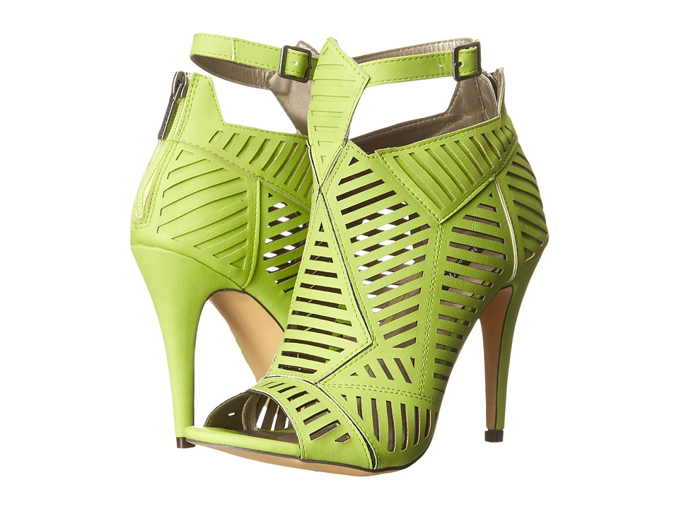 Michael Antonio - Jyst (Lime) High Heels
