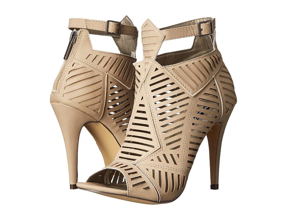 Michael Antonio Jyst (Natural) High Heels