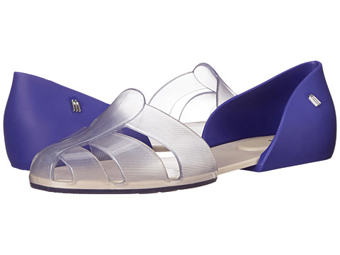 Melissa Shoes - Planehits (Clear/Purple) Women's Shoes