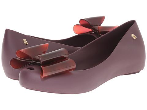 Melissa Shoes - Ultragirl Sweet III (Purple) Women's Shoes