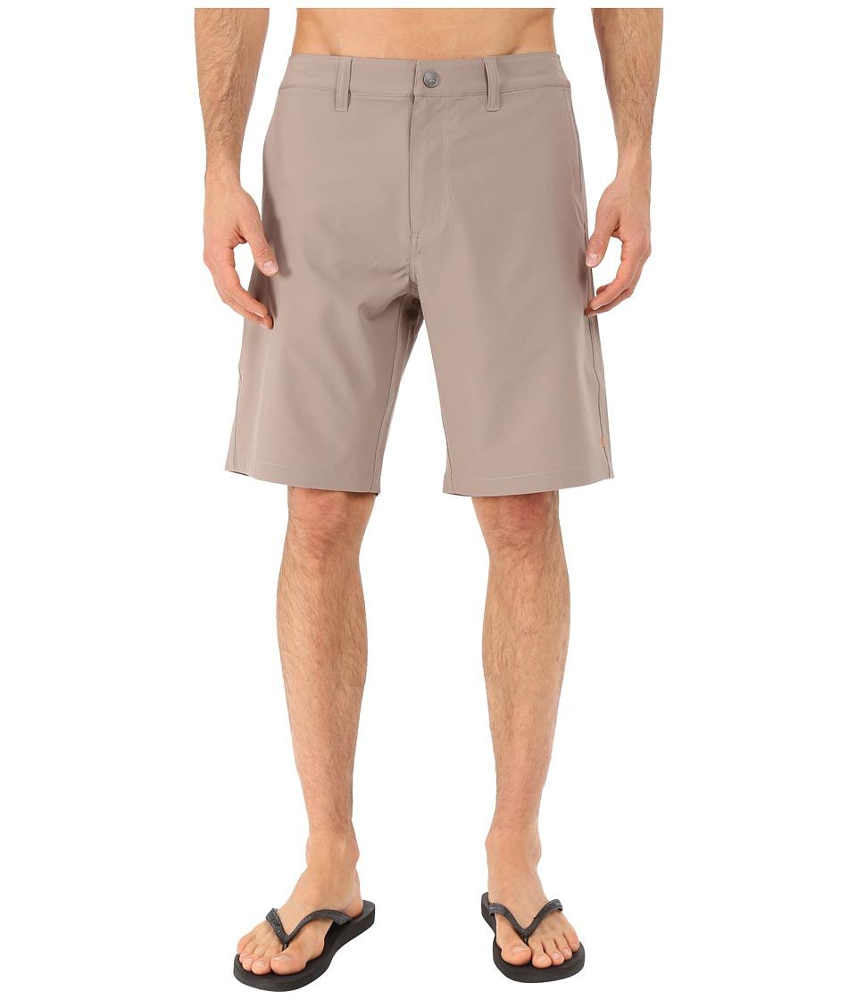Quiksilver Waterman - Striker 3 Walkshorts (Walnut) Men's Shorts