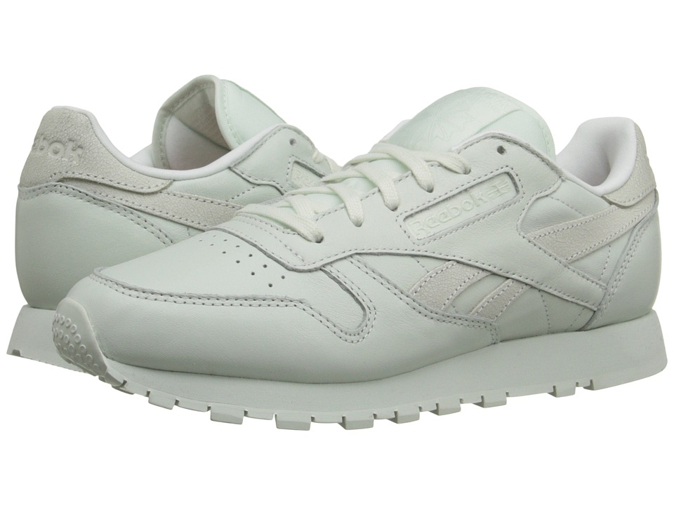 Reebok Lifestyle - Classic Leather Spirit (Philosophic/White/Energy) Women's Shoes
