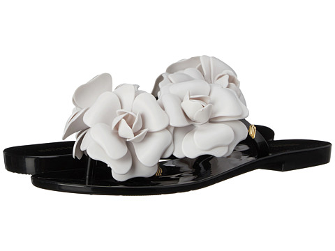 Melissa Shoes - Harmoni (Black/White) Women