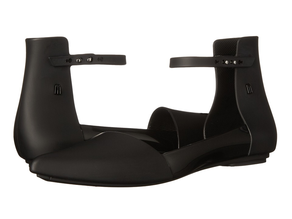 Melissa Shoes - Cutting II (Black) Women's Shoes