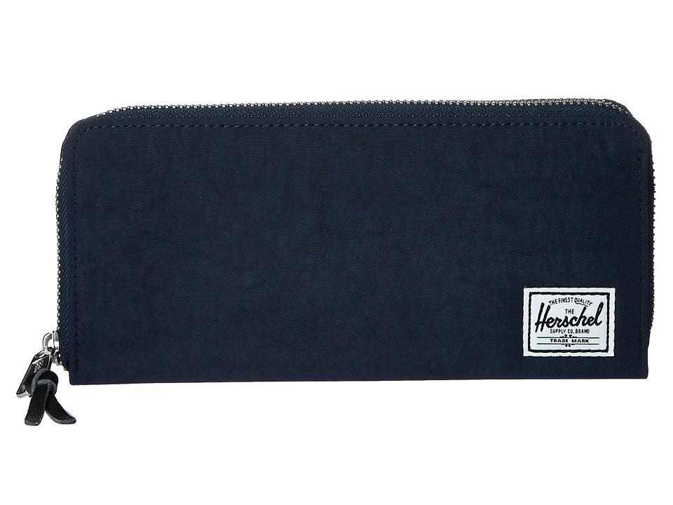 Herschel Supply Co. - Avenue (Total Eclipse) Wallet Handbags