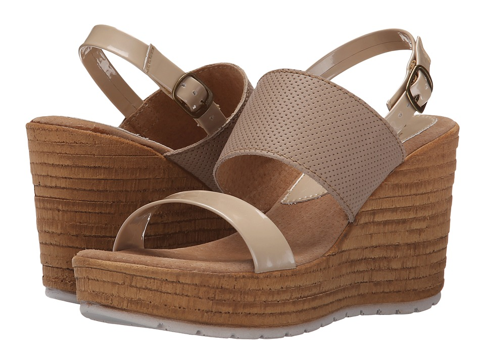 Sbicca - Cucamonga (Nude) Women's Wedge Shoes