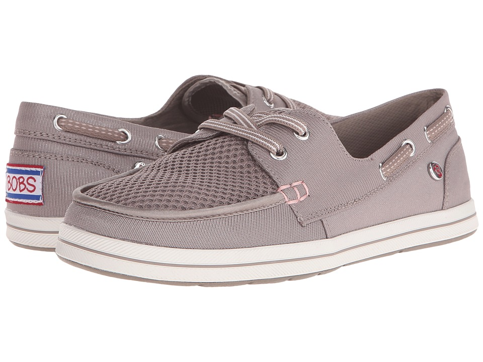 BOBS from SKECHERS - Bobs Flexy - High Tide (Taupe) Women