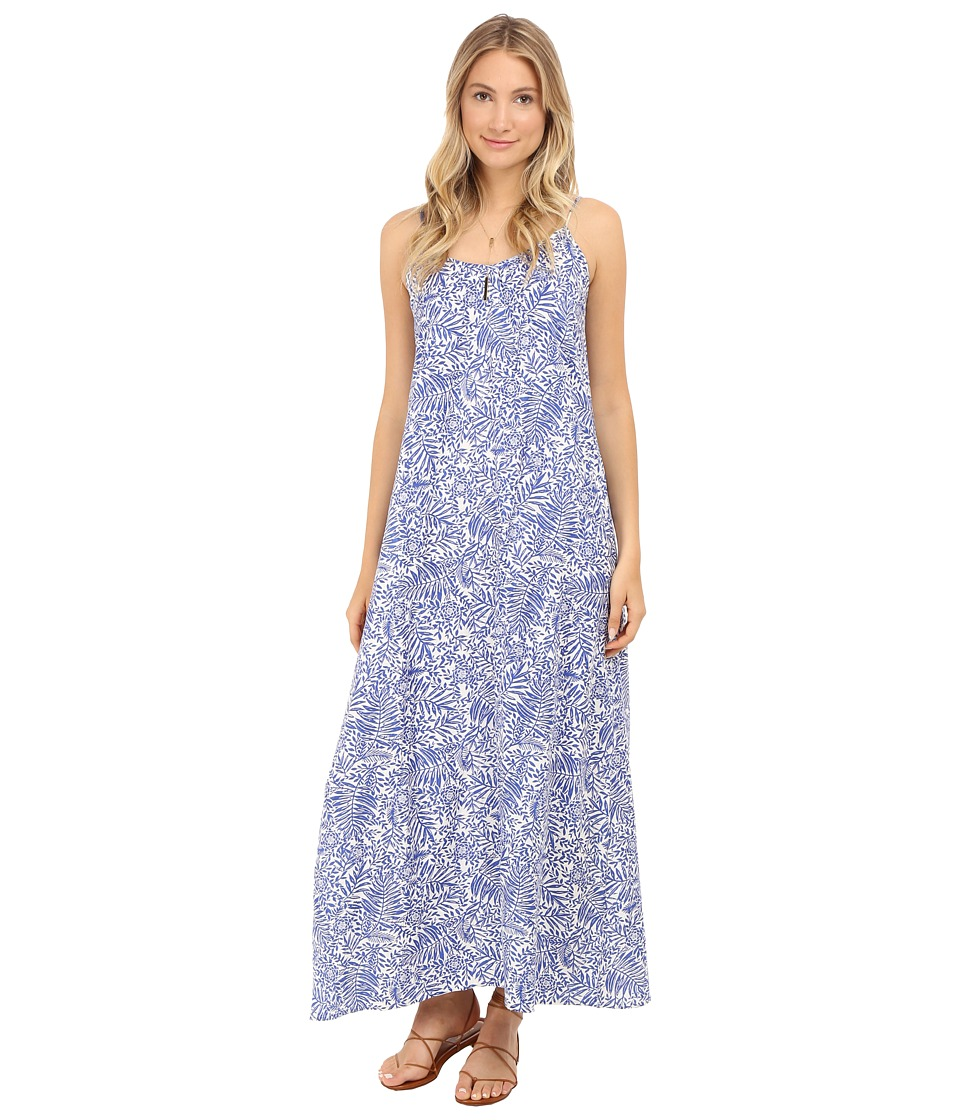 Roxy - Stillwater Dress (Majorelle Garden Combo/Seaspray) Women's Dress