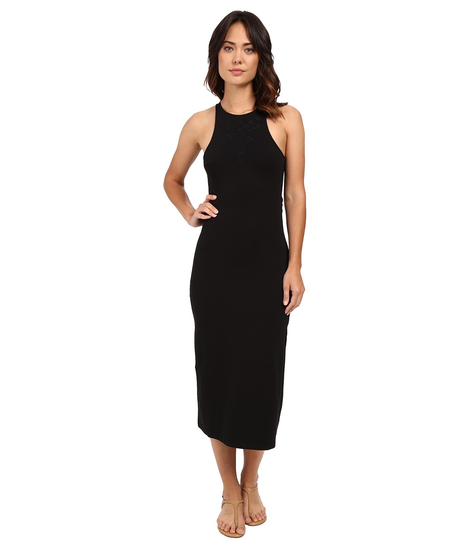 Roxy - Ano Nuevo Dress (True Black) Women's Dress