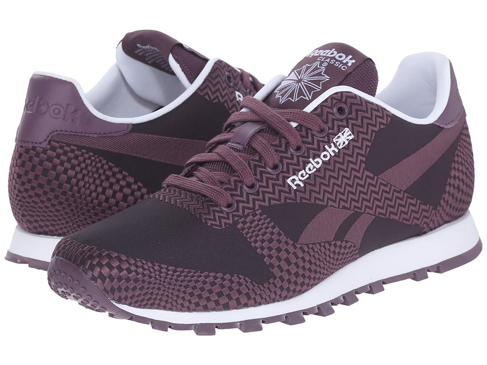 Reebok Lifestyle - Classic Runner Summer Brights (Meteorite/Night Violet/White) Women's Classic Shoes