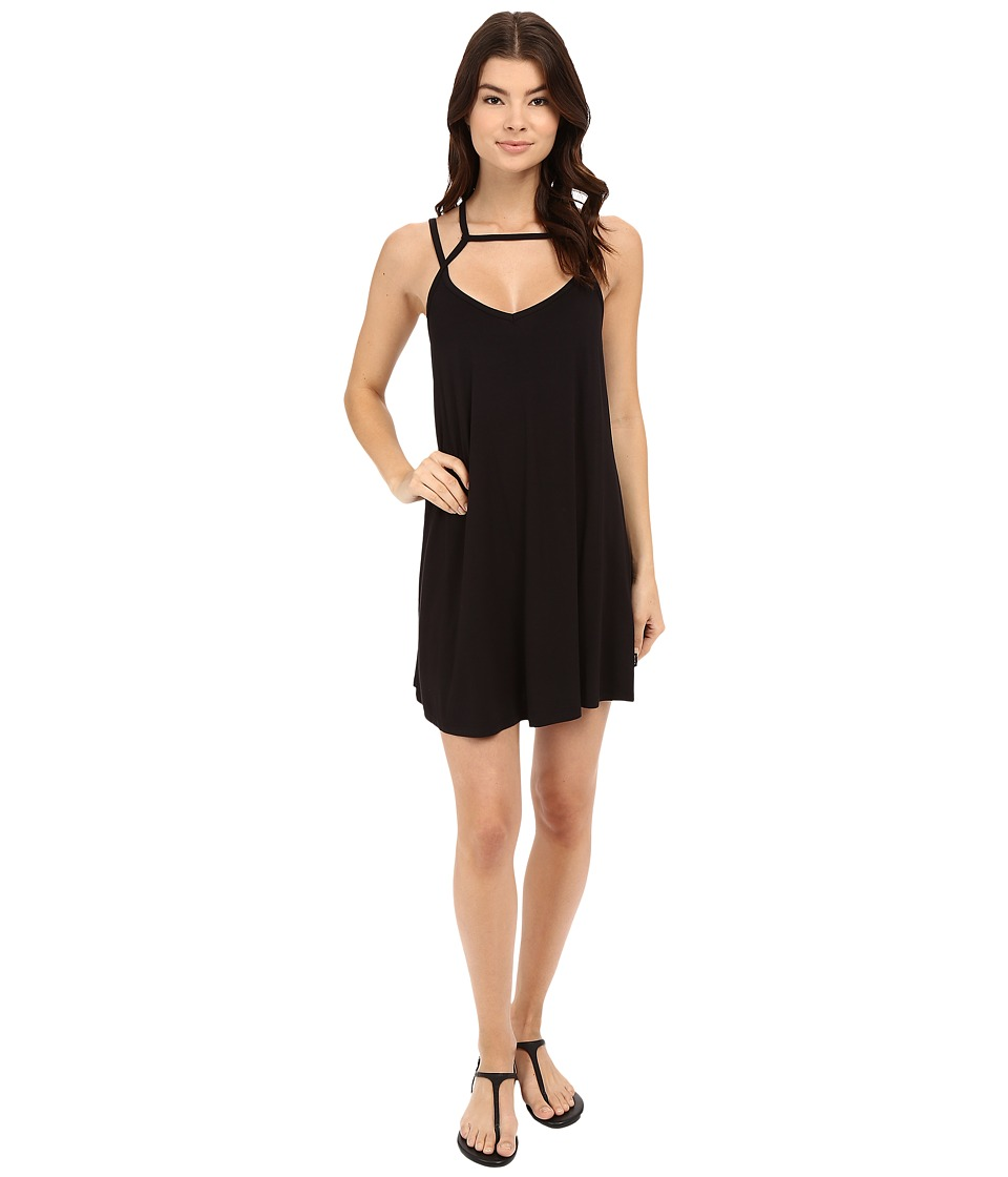 RVCA Zavey Dress (Black) Women
