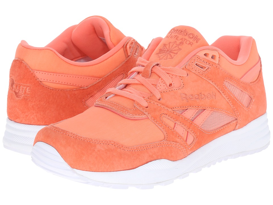 Reebok Lifestyle - Ventilator Summer Brights (Coral/White) Women's Classic Shoes