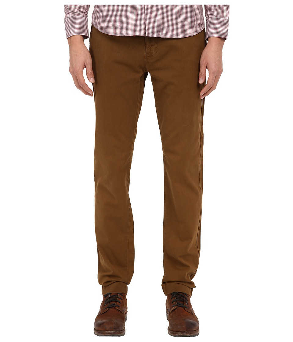 Billy Reid - Leonard Chino Corduroy (Rubber) Men's Casual Pants