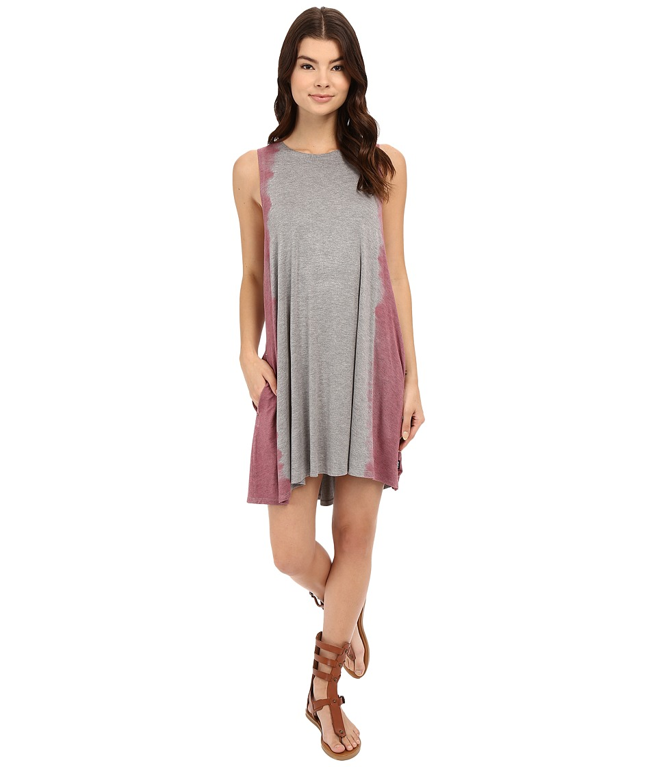 RVCA - Sucker Punched Dress (Primrose) Women's Dress