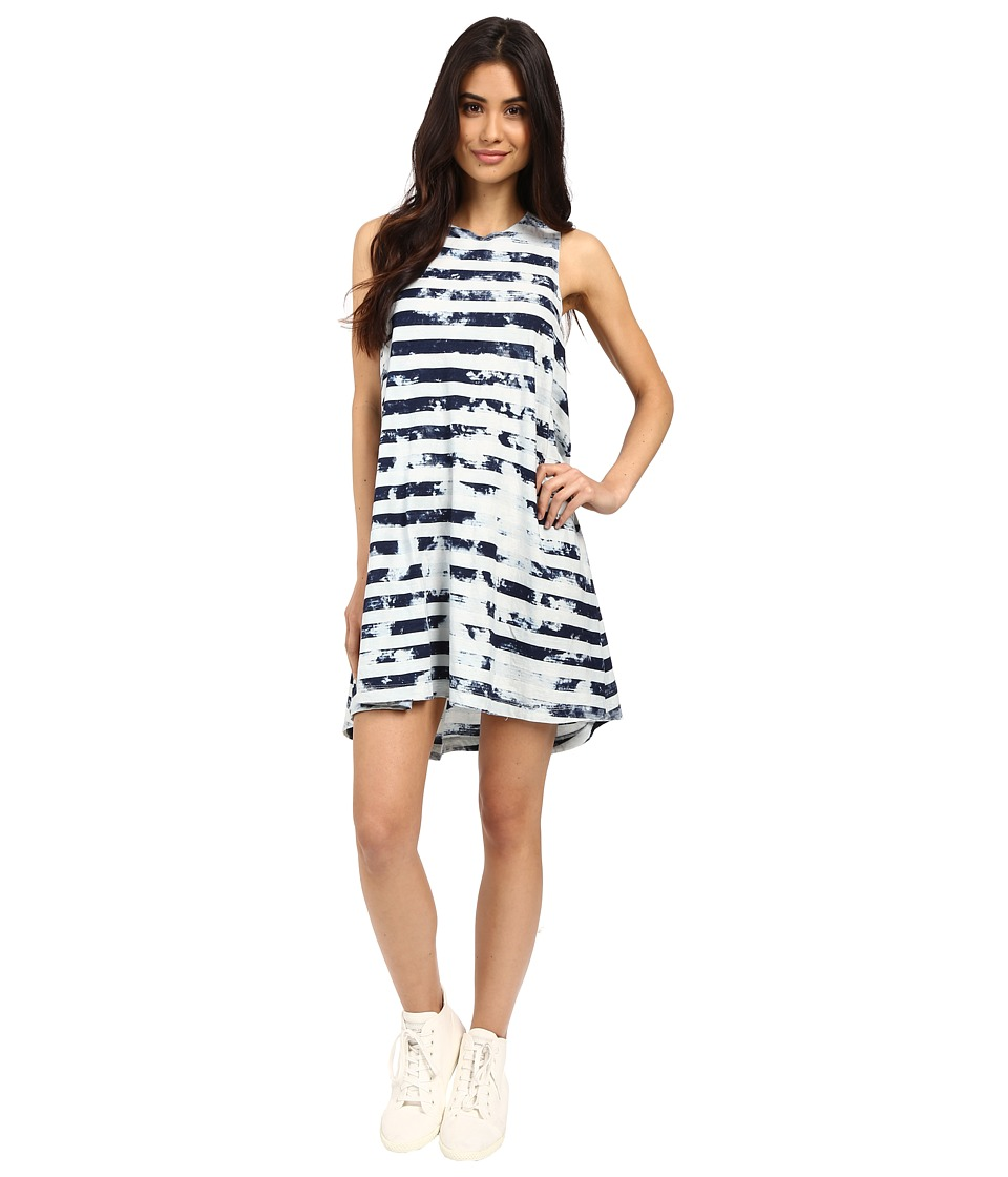 RVCA Abel Dress (White) Women