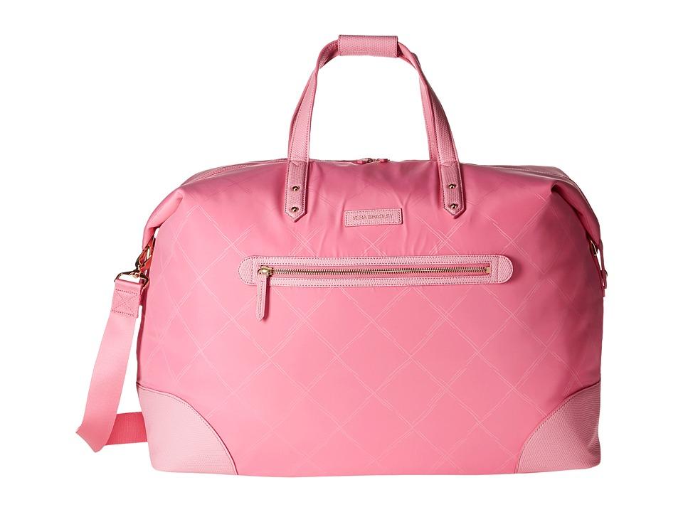 Vera Bradley Luggage - Preppy Poly Travel Duffel (Blossom Pink) Duffel Bags