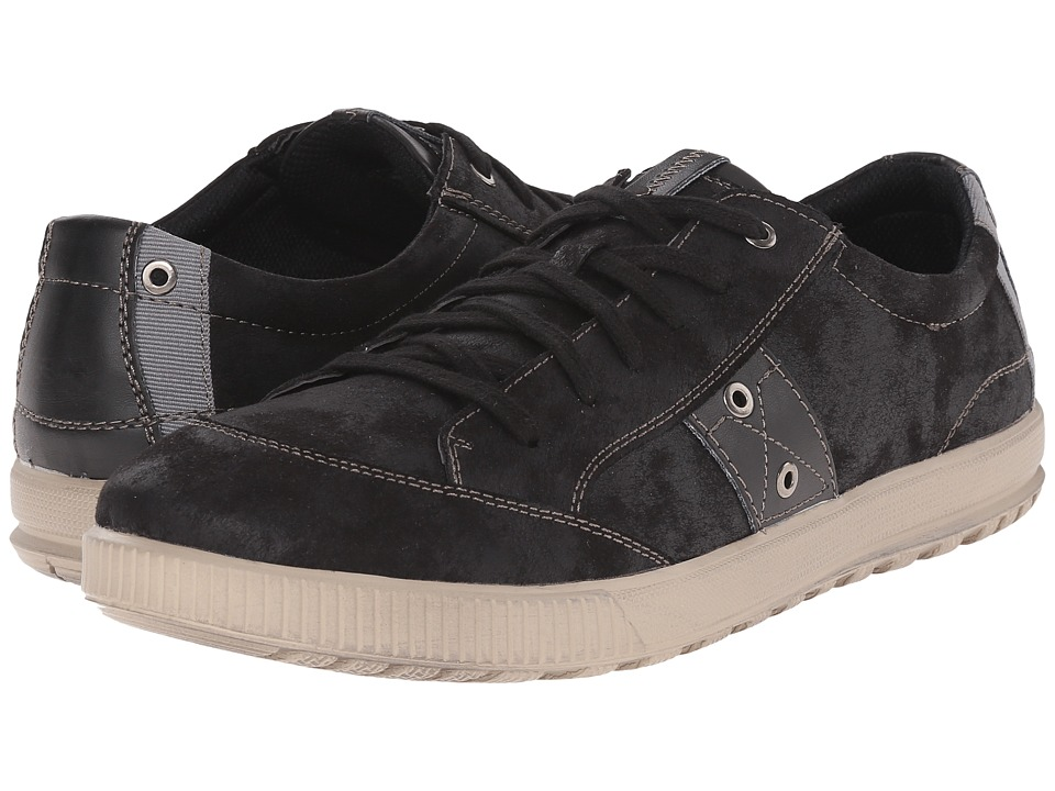 Deer Stags - Holmes (Black) Men's Lace up casual Shoes