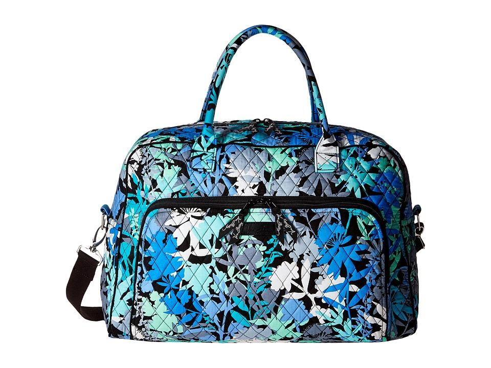 Vera Bradley Luggage - Weekender (Camo Floral) Bags