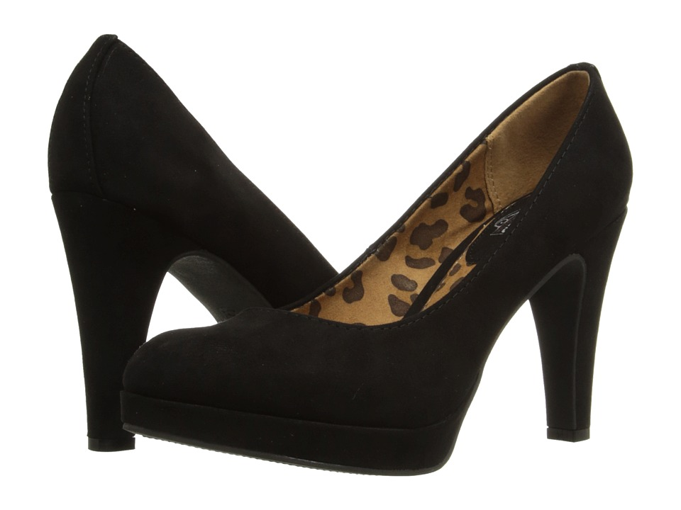 Kenneth Cole Unlisted - Film Maker (Black) Women's Shoes