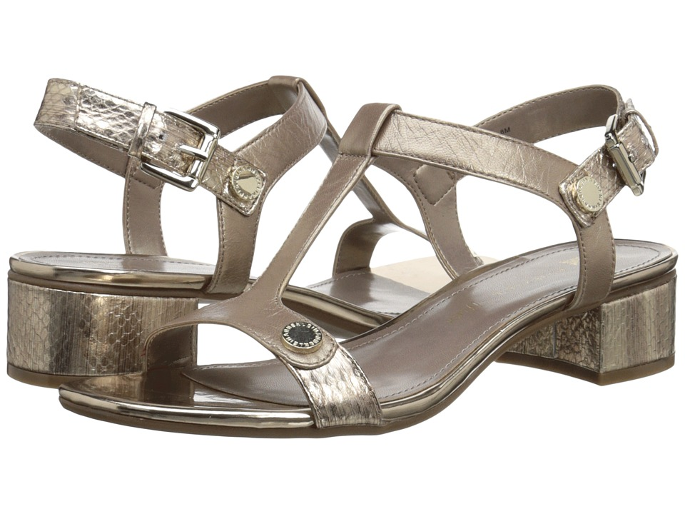 Anne Klein - Ebber (Cyber/Cyber Leather) Women's Sandals