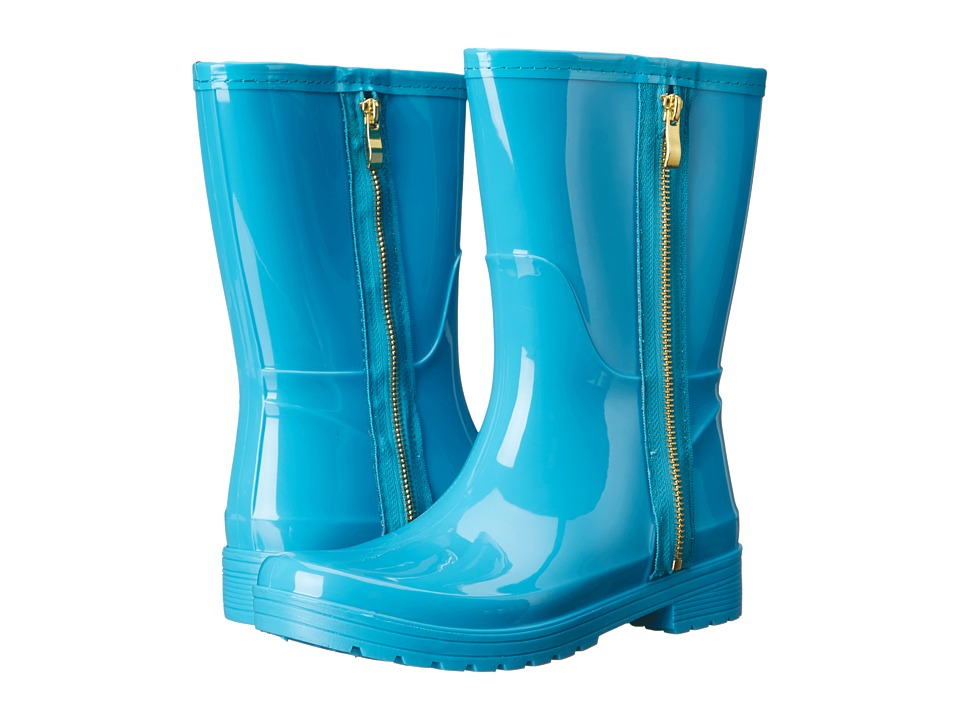 Kenneth Cole Unlisted - Rain Zip (Aqua) Women's Rain Boots