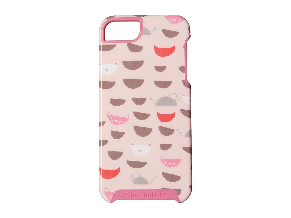 Vera Bradley - Hybrid Hardshell Case for iPhone 5 (Blush Cat/Mouse) Cell Phone Case