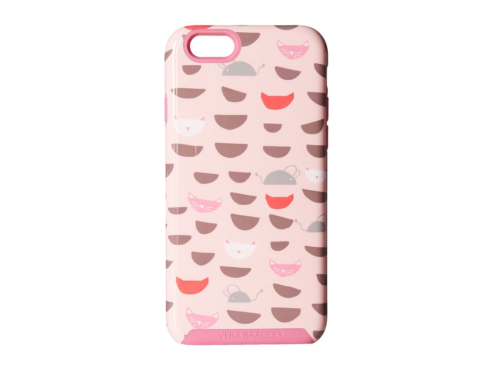 Vera Bradley - Hybrid Hardshell Case for iPhone 6 (Blush Cat/Mouse) Cell Phone Case