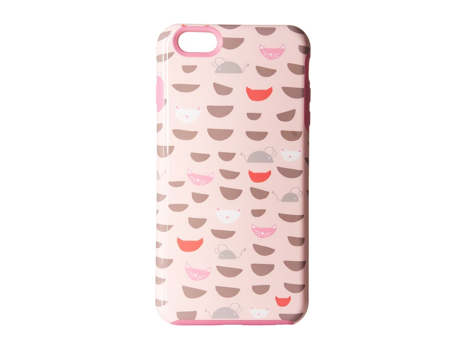 Vera Bradley - Hybrid Hardshell for iPhone 6+/6s+ (Blush Cat/Mouse) Cell Phone Case