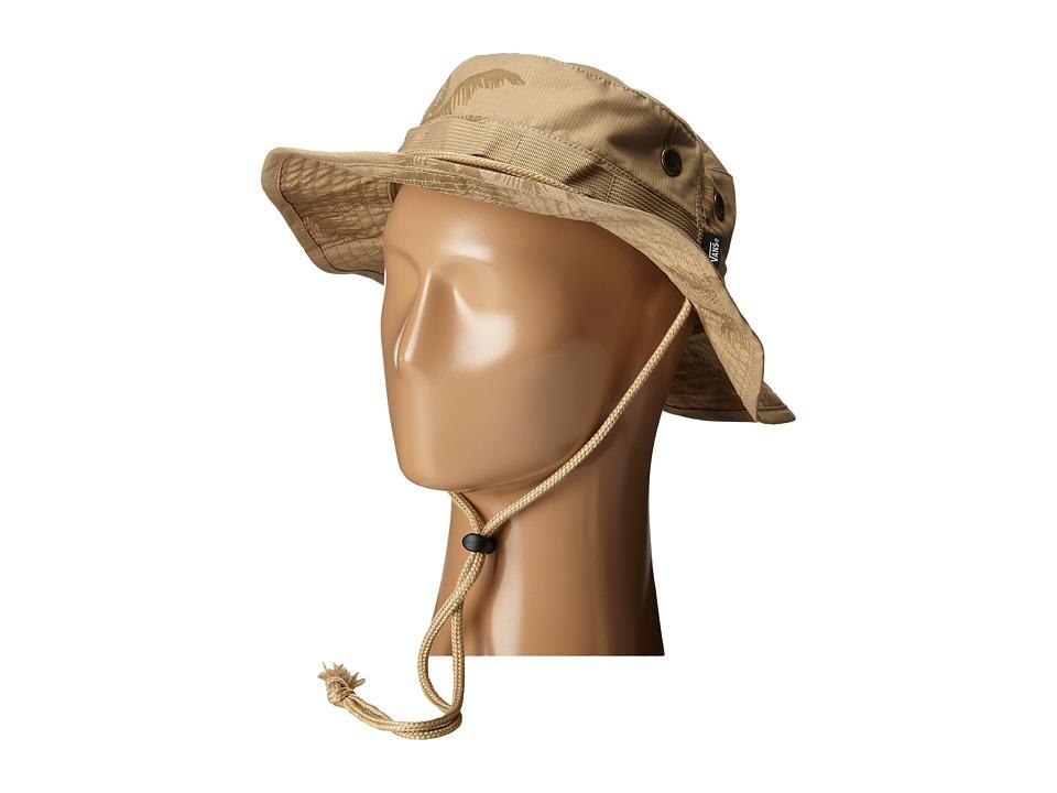 Vans - Boonie Bucket Hat (Khaki Los Psychos) Bucket Caps