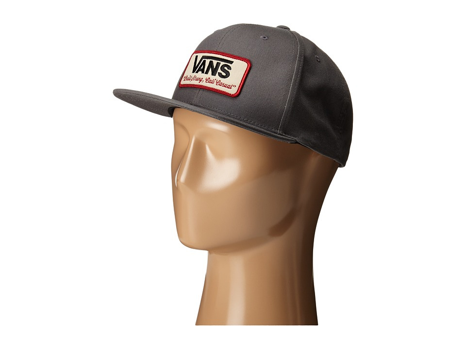 Vans - Rowley Snapback (Grey) Caps