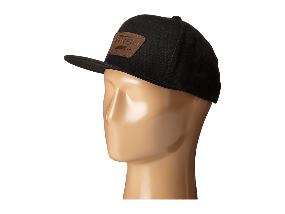 Vans - Full Patch Starter (Black) Caps