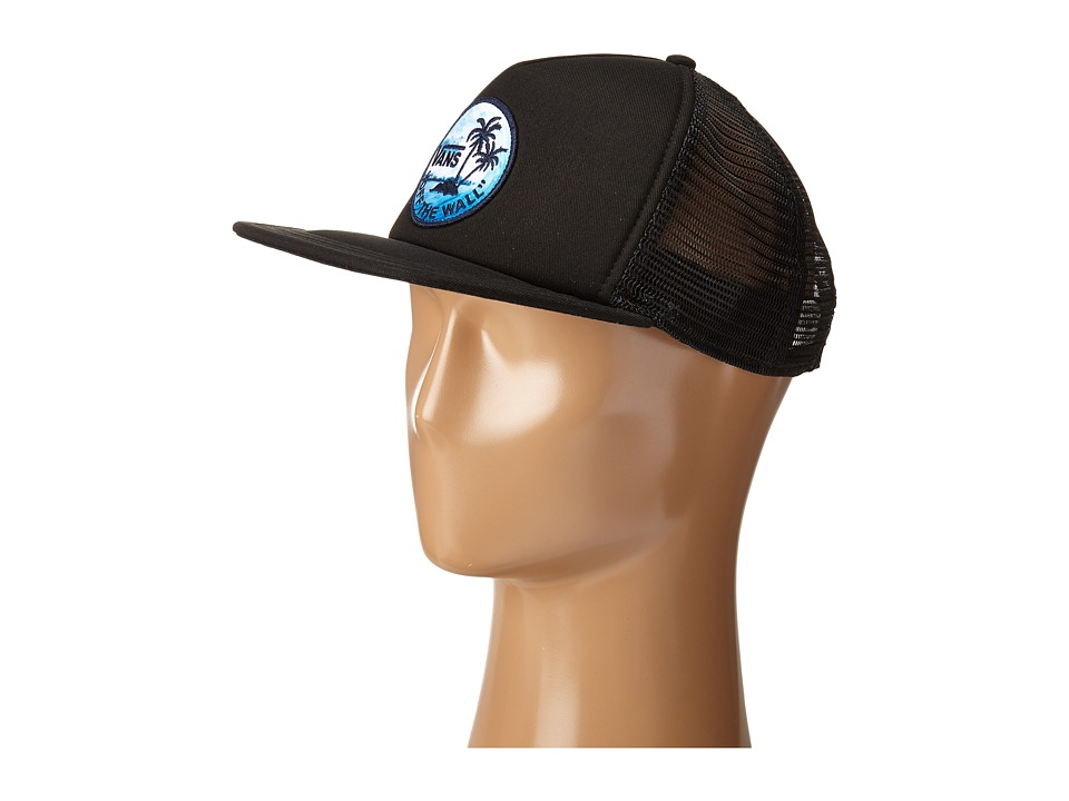 Vans - Stay Classic Trucker (Black) Caps