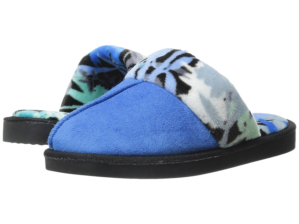 Vera Bradley - Cozy Slippers (Coastal Blue) Women's Slippers
