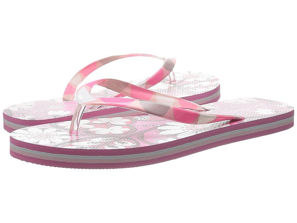 Vera Bradley - Flip Flops (Blush Pink) Women's Slippers