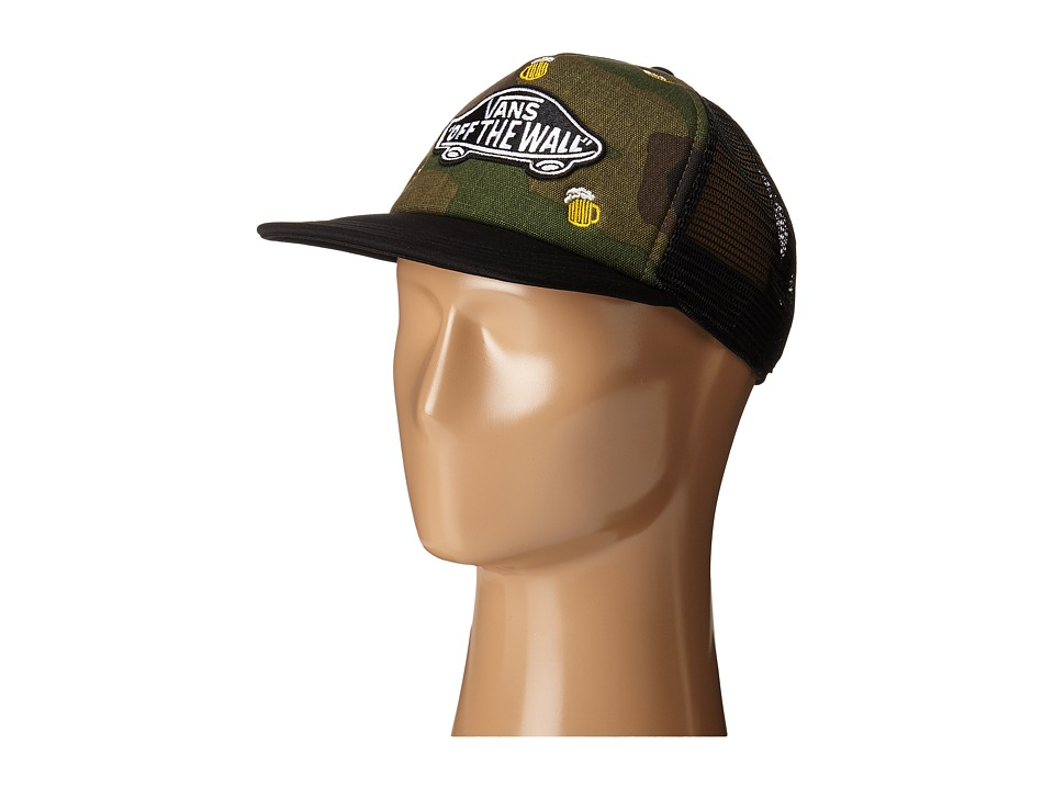 Vans - Classic Patch Trucker Plus (Happy Hour) Caps